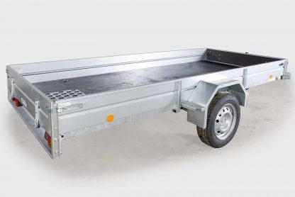 81018 2 416x278 - Flatbed / Boat / General Duty Trailer 600 kg - Model LAV 81012A