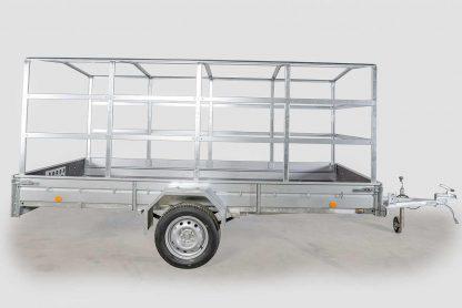 81018 3 416x278 - Flatbed / Boat / General Duty Trailer 600 kg - Model LAV 81012A