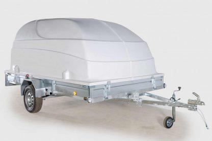 81019 2 416x278 - Flatbed / Boat / General Duty Trailer 600 kg - Model LAV 81012B