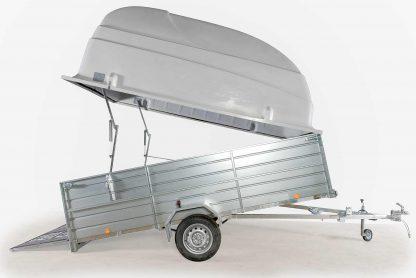 81019 3 416x278 - Flatbed / Boat / General Duty Trailer 600 kg - Model LAV 81012B
