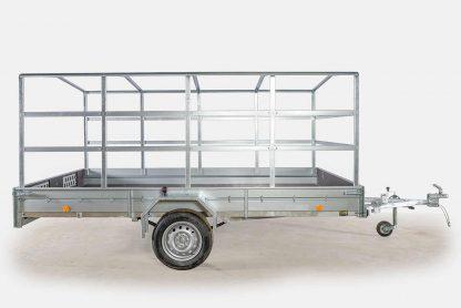 81019 4 416x278 - Flatbed / Boat / General Duty Trailer 600 kg - Model LAV 81012B