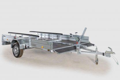81019 5 416x278 - Flatbed / Boat / General Duty Trailer 600 kg - Model LAV 81012B
