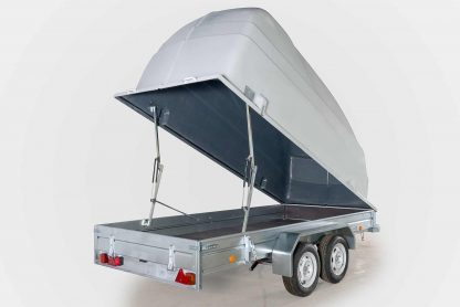 81022 3 416x278 - Flatbed / Boat / General Duty Trailer 700 kg - Model LAV 81013