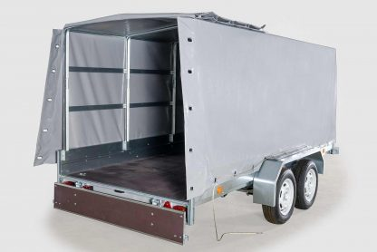 81022 5 416x278 - Flatbed / Boat / General Duty Trailer 700 kg - Model LAV 81013