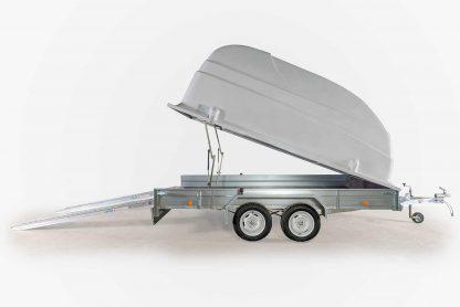 81023 2 416x278 - Flatbed / Boat / General Duty Trailer 800 kg - Model LAV 81013A