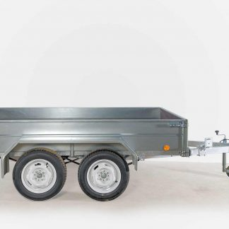 81024 0 324x324 - Flatbed / Boat/ General Duty Trailer 700 kg - Model LAV 81013B