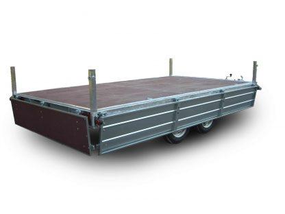 81025 2 416x312 - Flatbed / General Duty Trailer 800 kg - Model LAV 81013C