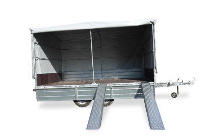 81025 4 416x277 - Flatbed / General Duty Trailer 800 kg - Model LAV 81013C