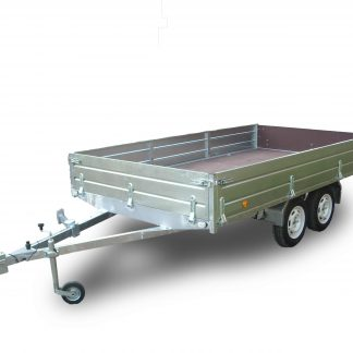 81026 0 324x324 - Flatbed / General Duty Trailer 800 kg - Model LAV 81013D