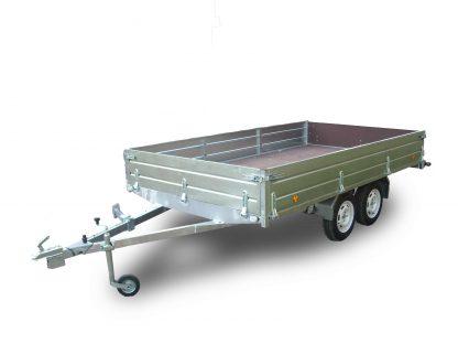 81026 0 416x312 - Flatbed / General Duty Trailer 800 kg - Model LAV 81013D