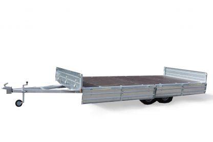 81028 2 416x277 - Flatbed / General Duty Trailer  800 kg - Model LAV 81013F