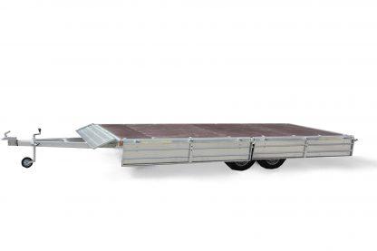 81028 3 416x277 - Flatbed / General Duty Trailer  800 kg - Model LAV 81013F