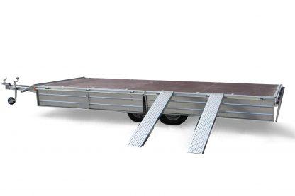 81028 4 416x277 - Flatbed / General Duty Trailer  800 kg - Model LAV 81013F