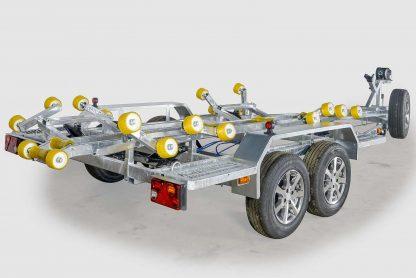 81040 1 416x278 - Boat Trailer 1730 kg - Model LAV 81017 SUPER