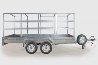 81048 4 416x278 - Flatbed / Plant / General Duty Trailer 1180 kg - Model LAV 81022