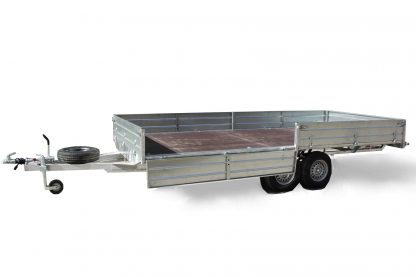 81051 2 416x277 - Flatbed / Plant / General Duty Trailer 2600 kg - Model LAV 81022C