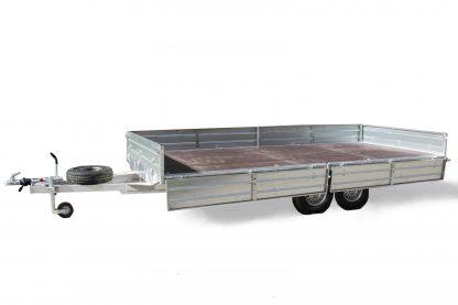81051 3 416x277 - Flatbed / Plant / General Duty Trailer 2600 kg - Model LAV 81022C