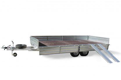 81051 4 416x277 - Flatbed / Plant / General Duty Trailer 2600 kg - Model LAV 81022C